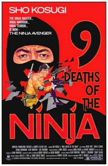 NINJA IV - LAS 9 MUERTES DE NINJA