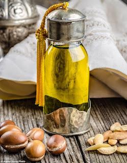 minyak argan untuk kulit