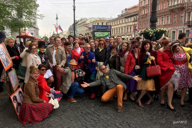 Санкт-Петербург. День города - 2017.