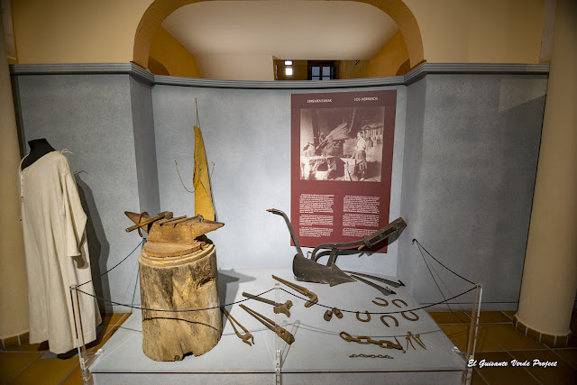 Museo de Orozko, herreros por El Guisante Verde Project