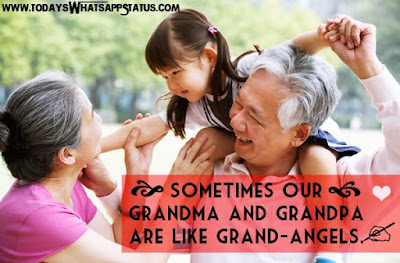 50+ National Grandparents Day Quotes Greetings Messages 2017