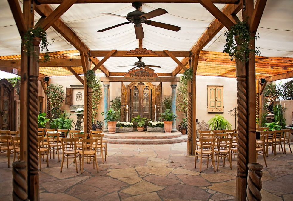 Hacienda Wedding Venues