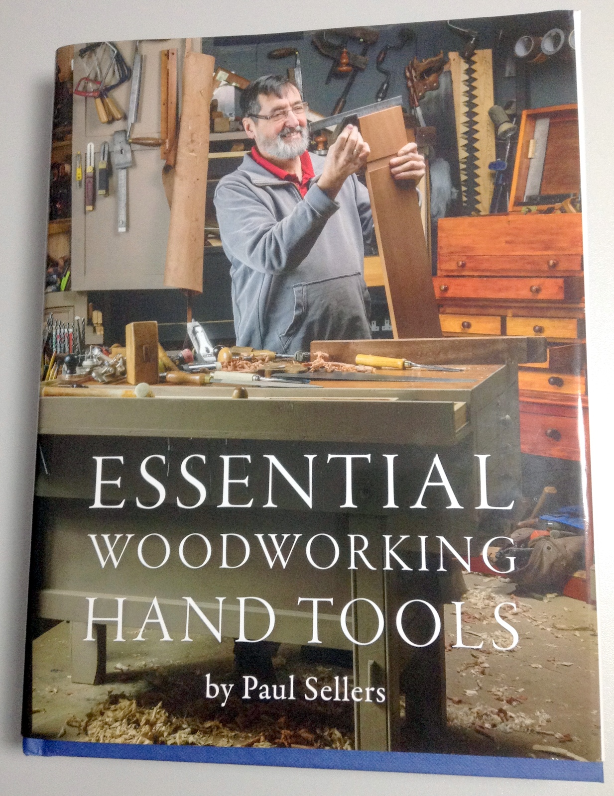 Paul Sellers Essential Woodworking Hand Tools A Review