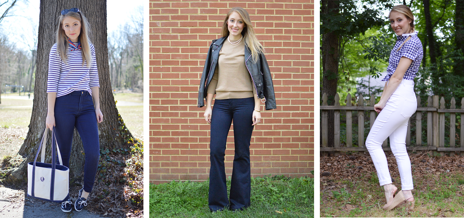 Simplicity 8222 Bomber Jacket Jeans Sewing Pattern