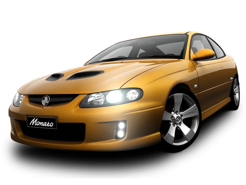 Modern Holden Monaro Car Style Design