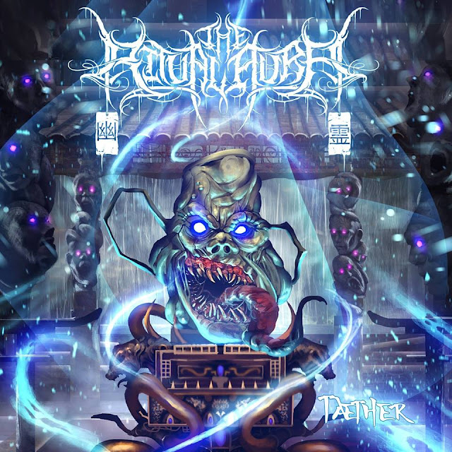 Best Progressive/Technical Death Metal Cover in November 2016