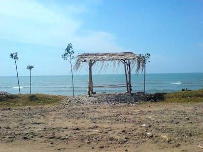 Jatisari beach