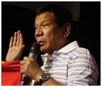 President-elect Duterte