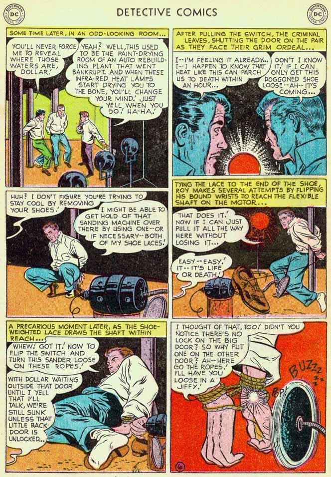 Read online Detective Comics (1937) comic -  Issue #174 - 30