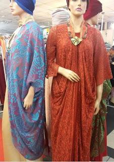 Trend Terbaru Baju Lebaran Syari Paling Dicari di Thamrin City Favorit Laku Banyak Dijual
