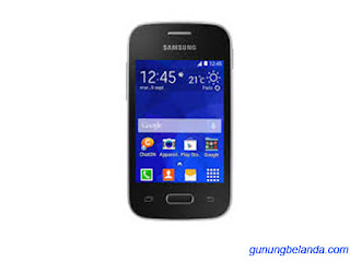 Cara Flashing Samsung Galaxy Pocket 2 SM-G110H