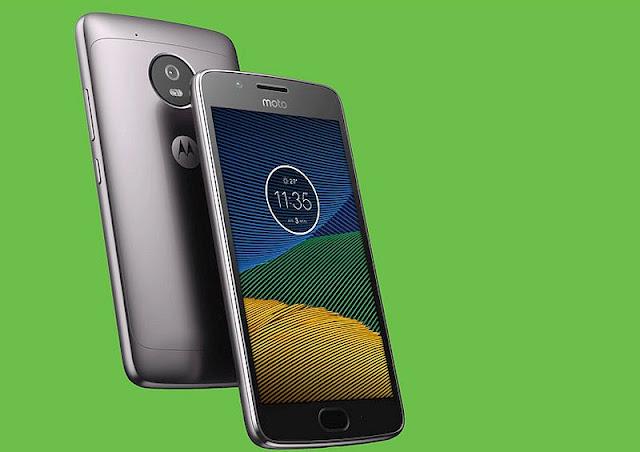 سعر ومواصفات Motorola Moto G5 بالصور والفيديو