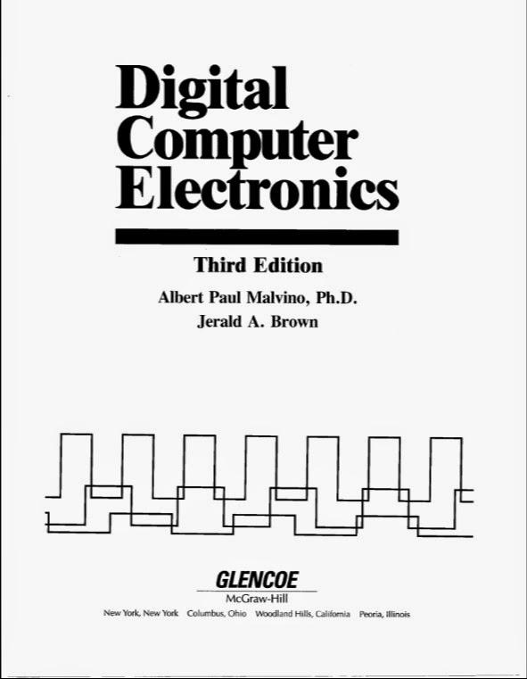 Malvino Digital Computer Electronics Pdf Download