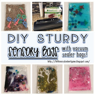 The best Sensory Bags for Special Education