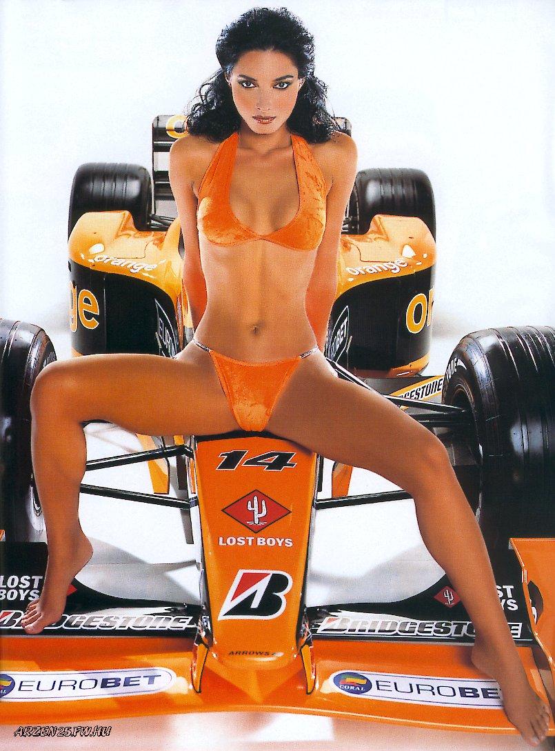 Sextant Blog: 181.) F-1 Formula Racing Car's moderne ...
