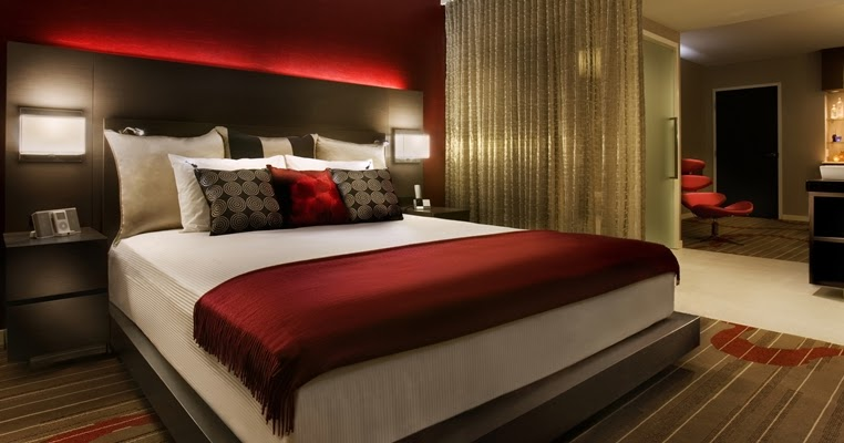 Home Design Tips Make Your Bedroom Design Is Similar To Hotel Bedrooms