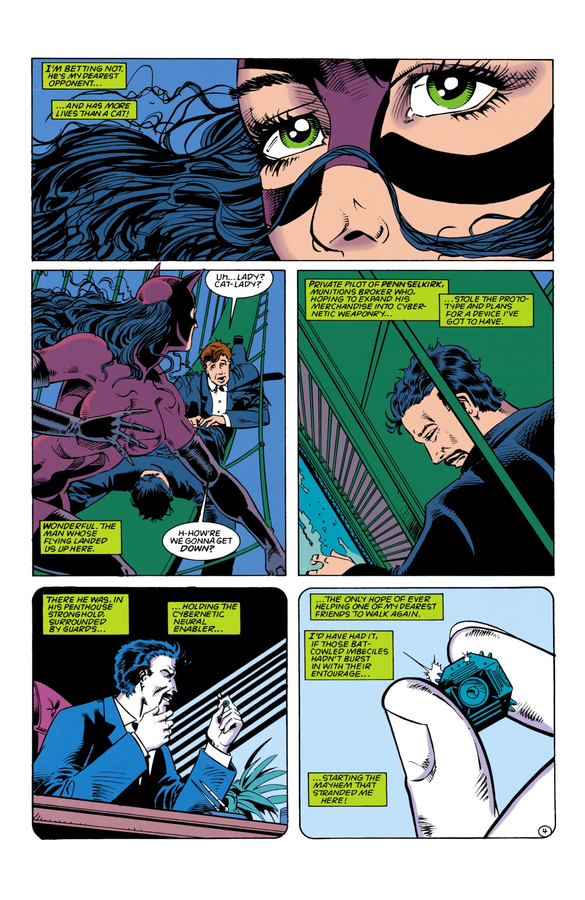 Catwoman (1993) Issue #13 #18 - English 5