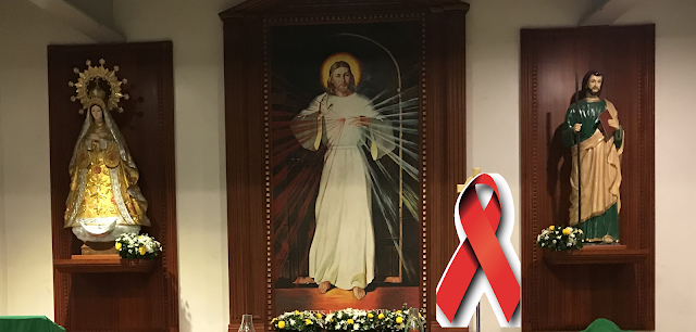 Prayer of Healing for those afflicted with HIV/ADS  #WorldAidsDay