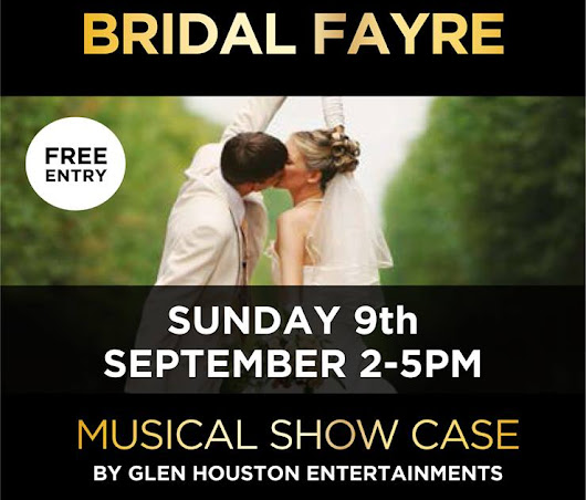 Getting Married in Northern Ireland Bridal Fayre