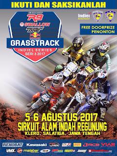 Indiel Series 2017 Seri 3 di Sirkuit Alam Indah Regunung, Klero, Salatiga, 5-6 Agustus 2017