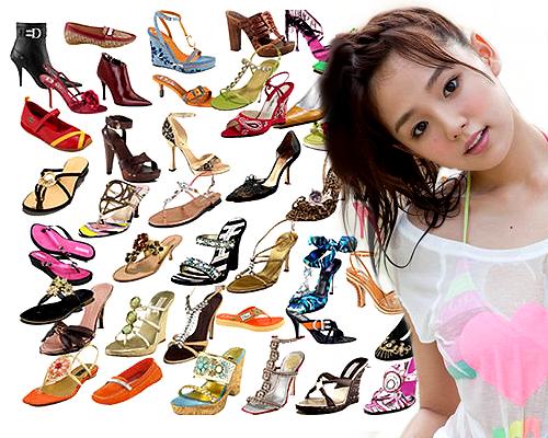 Model Sepatu Sandal Terbaru di Matahari