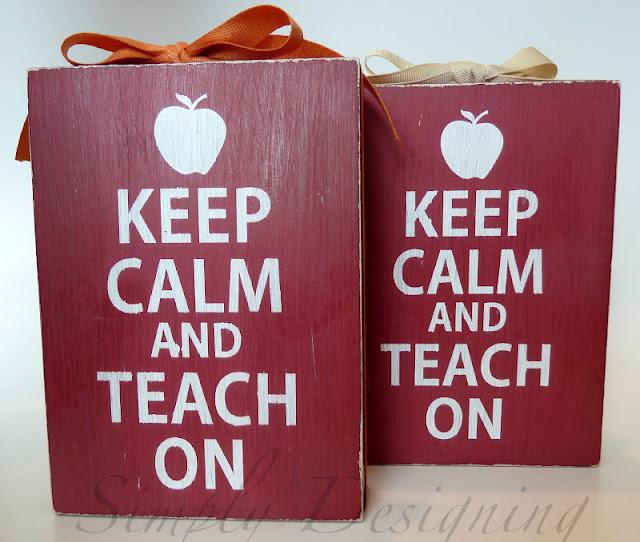 KeepCalm01 Teacher Appreciation: Keep Calm 21