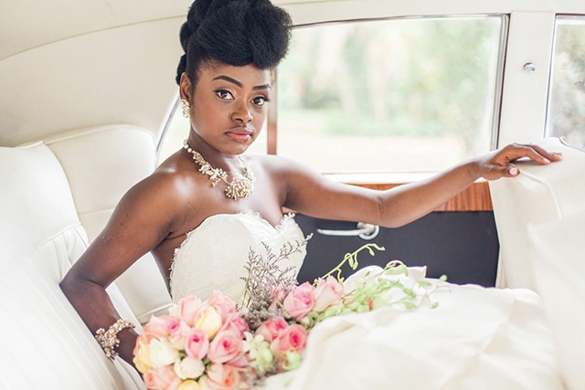5 Wedding Hairstyles For Black Women | CurlyNikki | Natural Hair Care
