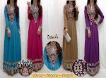 270802 Gamis Spandex Bordir SOLD OUT