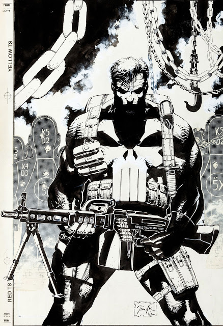 Punisher antihéroe