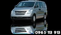 Giá xe Hyundai Starex chở tiền hải phòng