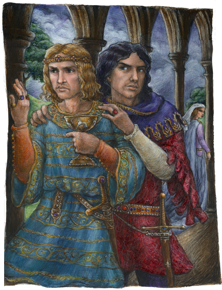 Antinous The Gay God King Edward Ii And Piers Gaveston By -5190