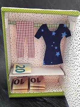 Mondarah Geldgeschenke Fantasievoll Verpacken Diy