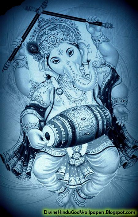 Hindu God Wallpapers How Did Ganesh Broke His Tusk