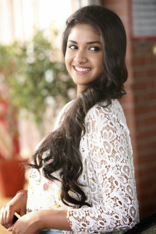 16 photos of Keerthi suresh HOT chudithar pictures