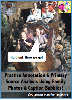 A fun and engaging way to teach annotation using family photos