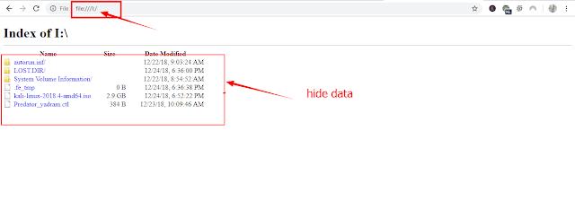 Pendrive Data Hide Kaise Kare?