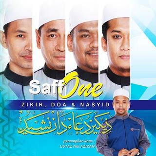 Saff One feat Ustaz Nik Azizan - Syukur Dalam Redha