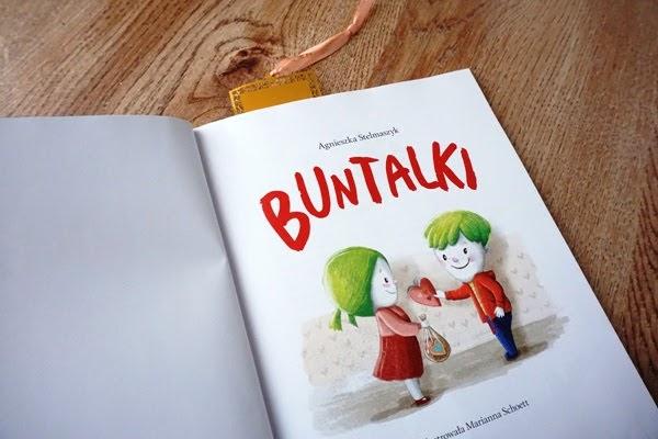 moje dziecko ma focha - buntalki, zielona sowa, świetna książka dla dzieci
