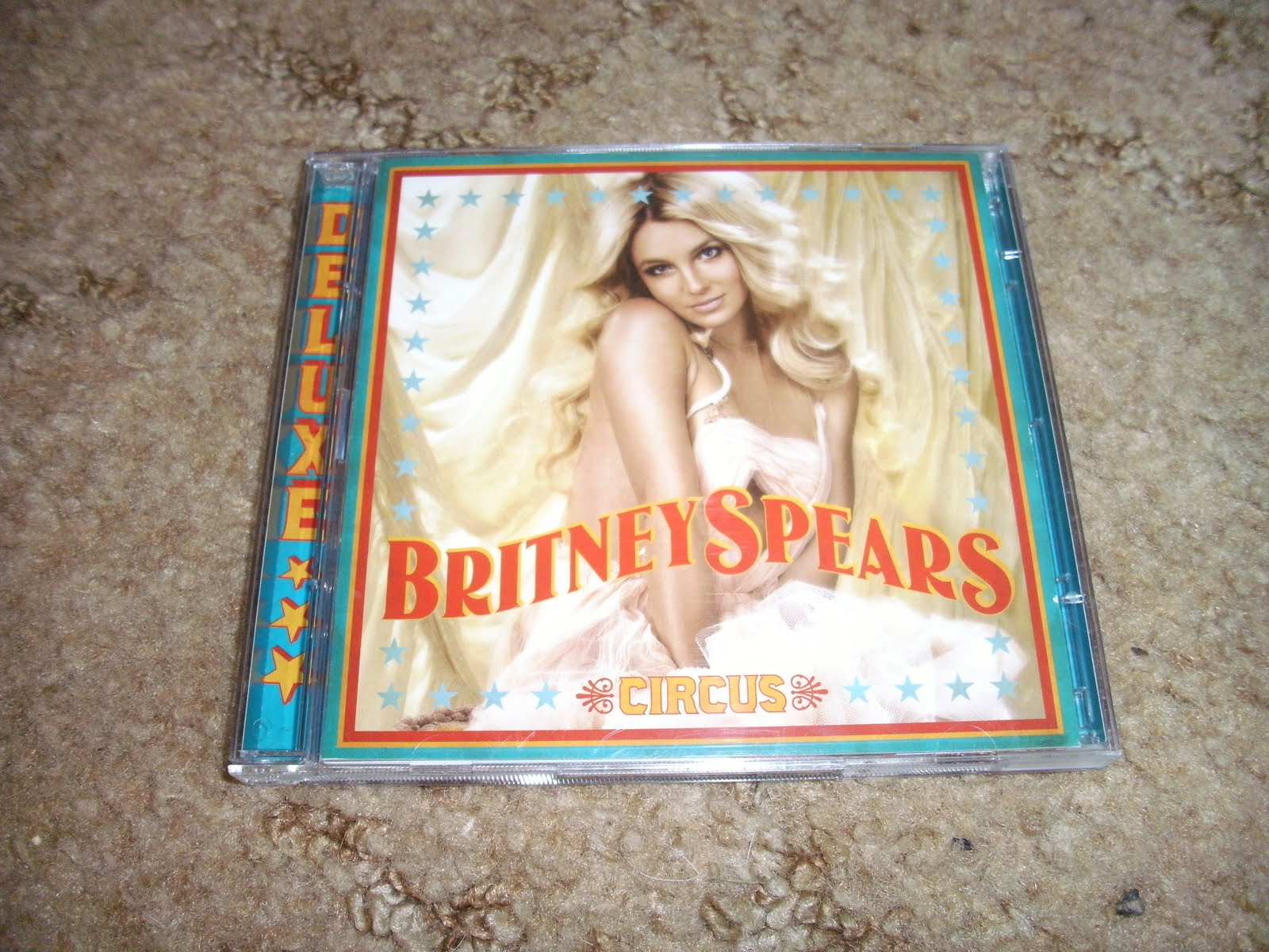 My Amazing Britney Collection July 2011Britney Spears Circus Deluxe Edition