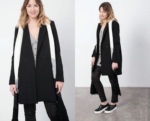 Moda invierno 2016 ropa de mujer. Ver invierno 2016.