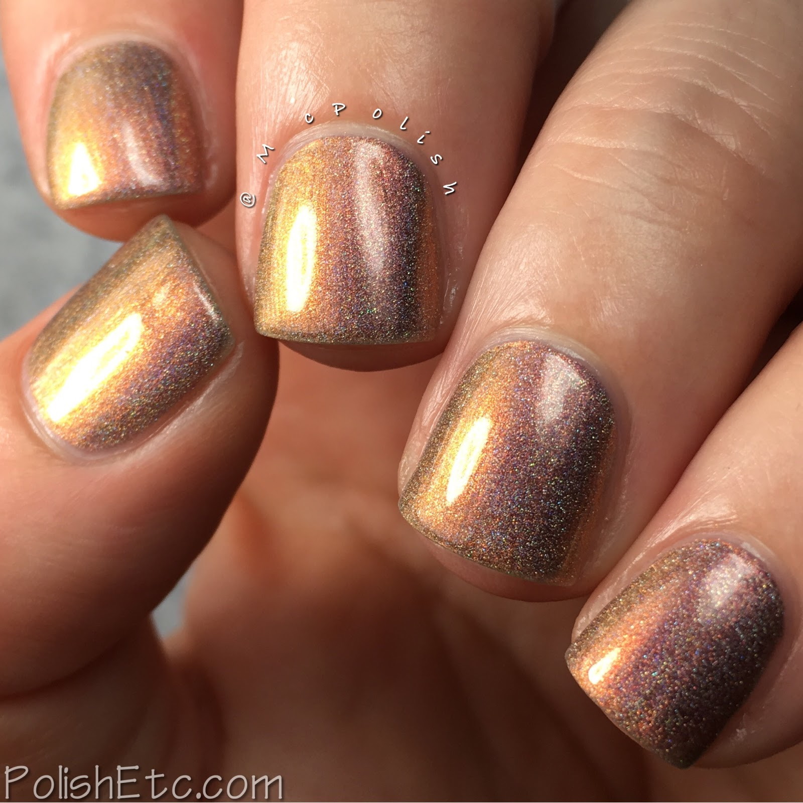 Candy Lacquer - The Twilight Zone Collection - McPolish - The Monsters are Due on Maple Street