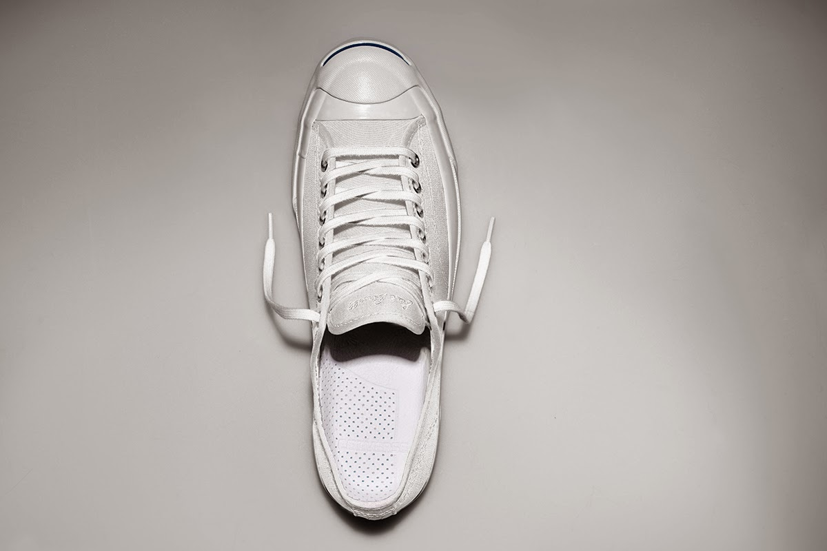 CONVERSE Inc. debuts the all new Converse Jack Purcell Signature sneaker b7c03b90f