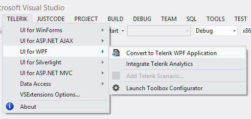 ABOUT  NET CODES: Creating an Application and Adding UI for WPF