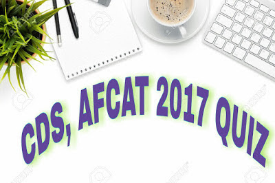 CDS, AFCAT 2017: Error Correction Quiz