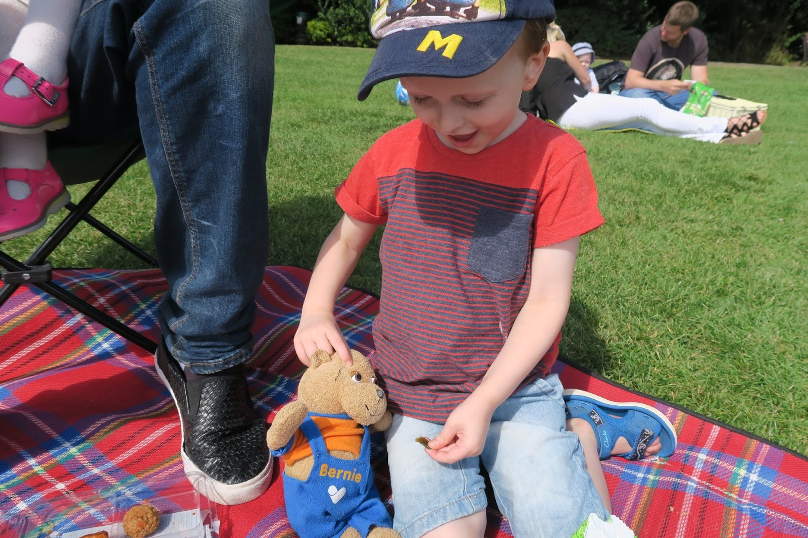 Preston Park Museum | Teddy Bears Picnic - A Review