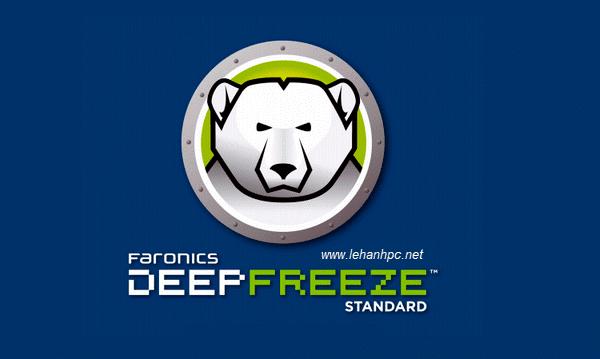 [Soft] Deep Freeze Standard 8.53.020.5458 - Đóng băng máy tính