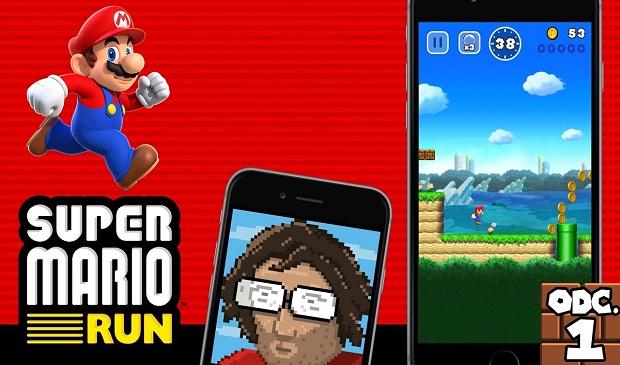 في أقل من 24 ساعة حقق تطبيق Super Mario Run نجاحا غير متوقعا