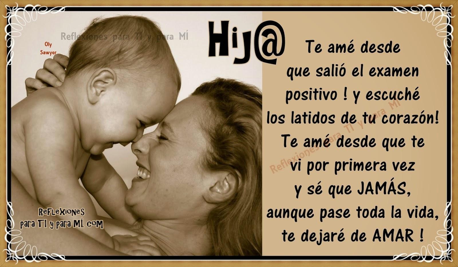 Madre E Hijo Imagen Para Facebook
