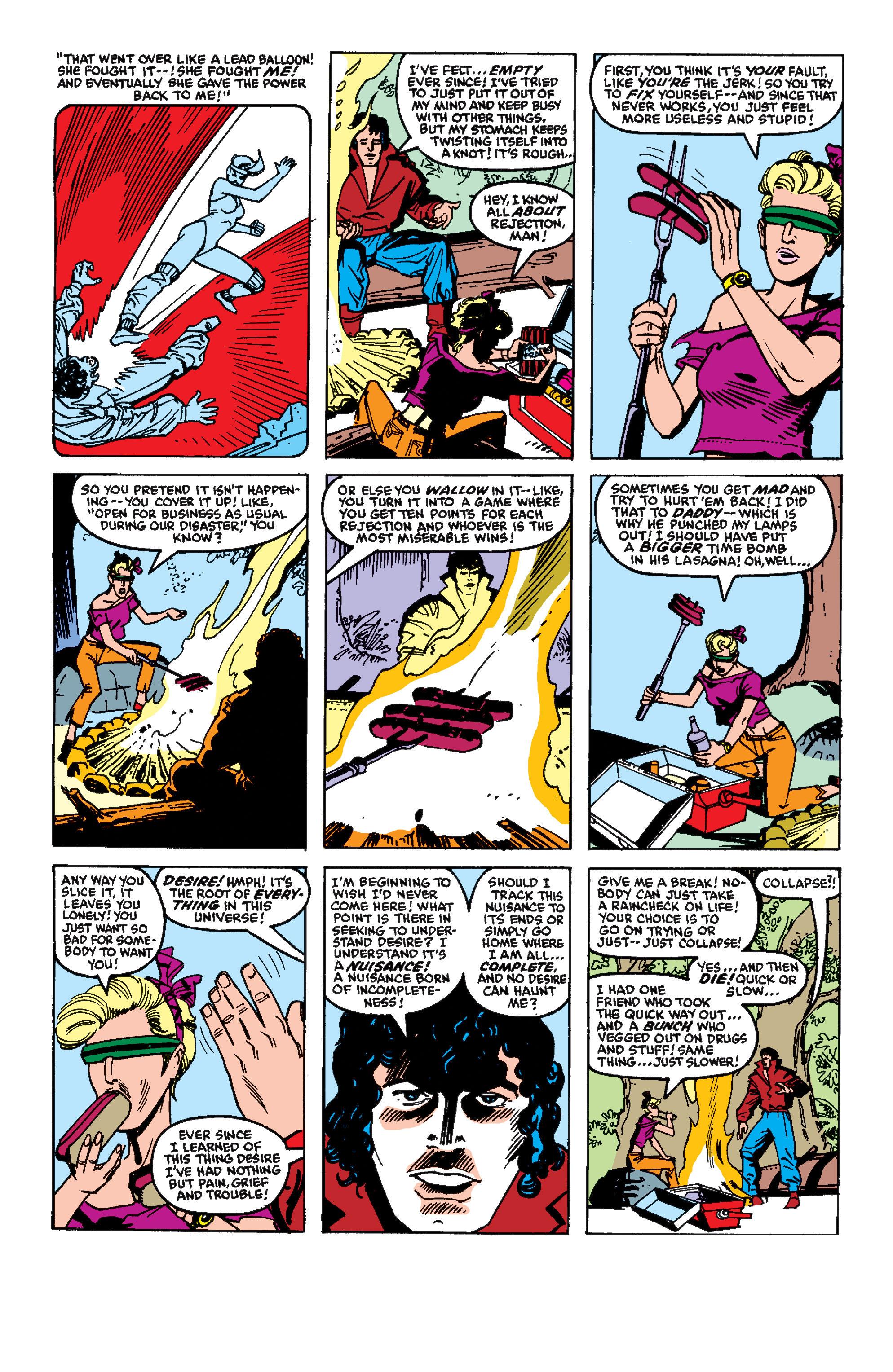 Read online Secret Wars II comic -  Issue #5 - 6