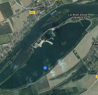 Lac de Venales Frankrijk